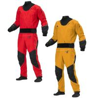 Paddling Drysuits, dry tops and dry pants to keep you dry when paddling, running rapids and for when temps drop.