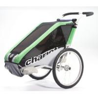 Bicycle trailers, jogging strollers and kid carriers.  Chariot strollers.