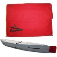Canoe Covers for Transport and Storage