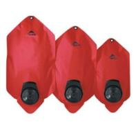 Portable water storage, cisterns, dromedary bags