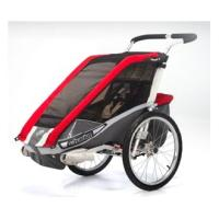 Chariot jogging strollers, bicycle strollers, bike trailers