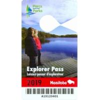 Park passes, vehicle & camping permits.