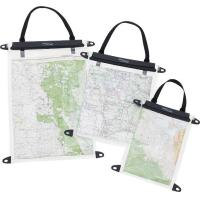 Waterproof cases for maps