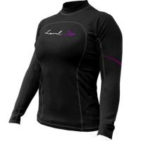 As comfortable as cotton against the skin, with the warmth and protection of a neoprene wetsuit.