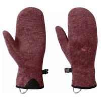 Warm, light and durable, these mitts feature a stretchy, streamlined fit that slides in and out of pockets with ease