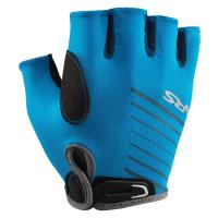3/4 finger, UPF 50 paddling glove with synthetic leather palm perfect for warm-weather boating.
