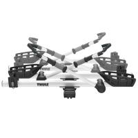 "This add-on to our premium Thule T2 Pro XT platform hitch rack allows 4 bike capacity (2""/50mm receivers only)."