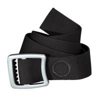 "This burly polyester 1"" webbing belt with an aluminum buckle can be used as a lash strap or bottle opener in a pinch."