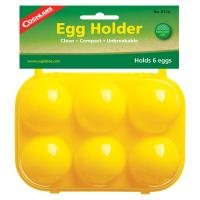 Keep up to 6 eggs safe from breaking while on the trail