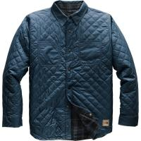 Be ready to ride anywhere, anytime in a lightly insulated jacket that reverses to a plaid exterior for quick changes.