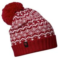 With this classic pom-pom toque you'l be stylish all winter long whether shopping or skiing down some slopes or having a cup of joe.
