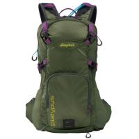 A roomy all-mountain hydration pack created for women, the Siouxon (Sue-sonn) AM is made for a full day of riding and offers ample room.