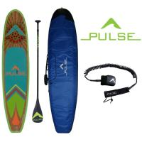 PULSE's most popular design. Whether it be for an entry level flat water paddler, or your serious surf paddle enthusiast, we have a board to suit your needs.