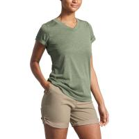 This versatile, lightweight, short-sleeve v-neck tee is perfect for day hikes and overnight treks.