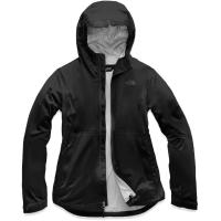 Weatherproof, stretch jacket for keeping moving regardless of weather.