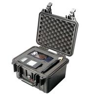 One of the toughest, watertight, equipment-protector cases available with 428.5 cubic inches of storage space.