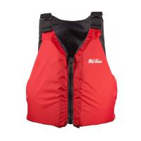 Recreational universal fit PFD created for utility