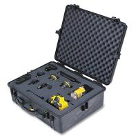 Pelican 1600 Case is unbreakable, watertight, dustproof, chemical resistant and corrosion proof. This large case is perfect for those bigger important items.