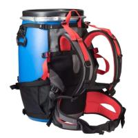 The Bad Hass barrel pack is the perfect tool for keeping your gear dry on your water-based expeditions.