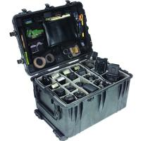The Pelican 1660 Case will protect heavy or large equipment from severe handling and in the most serious weather conditions.