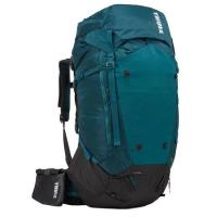 The Thule Versant Backpack has a top lid that converts into a sling pack, and features adjustable torso and hip belts.