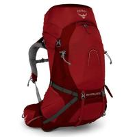 The Atmos AG 50 is the best-fitting, most ventilated and comfortable pack ever made for traditional backpacking trips.