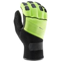Extremely warm and tough gloves for wet, cold conditions