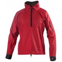 The Tropos Light Drift is a fully seam sealed, quarter zip, lightweight, waterproof breathable paddling jacket.
