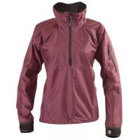 The Tropos Light Drift is a fully seam sealed, quarter zip, lightweight waterproof breathable paddling jacket.