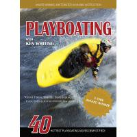 Playboating is a step-by-step guide that is guaranteed to improve your paddling. While following some of the best paddlers in the world.