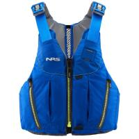 The NRS Oso PFD is a basic, medium profile life jacket for recreational kayakers and rafters with a ventilated, thin-back design for comfort.