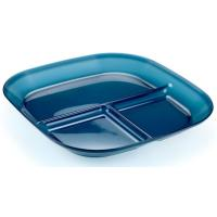 Perfect for children who never want anything mixed together, the Infinity Divided Plate is a durable, BPA-Free plate.