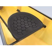 This thick foam seat cushion was designed to fit perfectly over our bucket seats