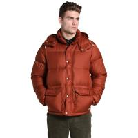 600-fill down-insulated jacket for water-repellent protection on the coldest days of fall & winter.