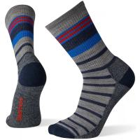 The Hike Light Striped Crew offers the same secure fit and comfort level as the original, but with a salute to stripes.