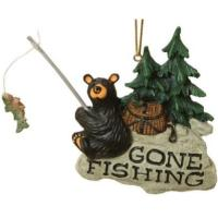 Remind the fisherman in your life about the relaxing fishing days they love so much!